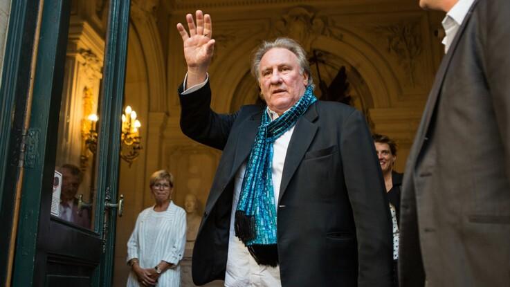 Photos - Gérard Depardieu vend sa somptueuse villa en Belgique à prix cassé