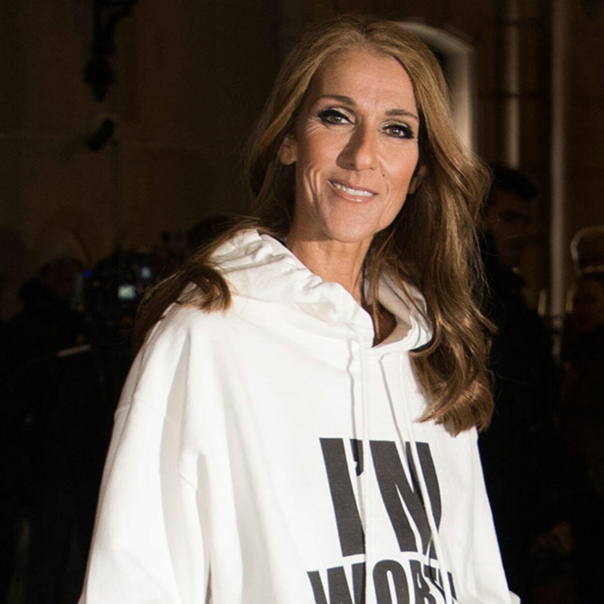 Celine Dion Robe Ultra Courte Et Hauts Talons Pour S Adonner A Une Nouvelle Activite Femme Actuelle Le Mag