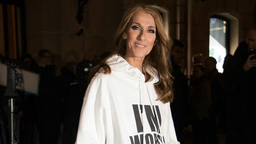 Céline Dion : robe ultra-courte et hauts talons pour s'adonner à une nouvelle activité