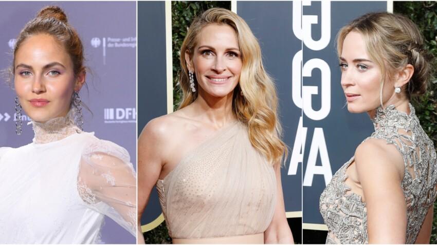 Mariage 2019 : les plus belles coiffures inspirées des stars