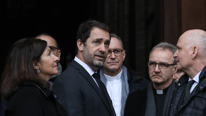 """Christophe Castaner violemment attaqué par les internautes : ce """"coup de com"""" dans Notre-Dame qui passe mal"""