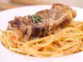 La recette du one pot pasta d'agneau de Jean-François Piège