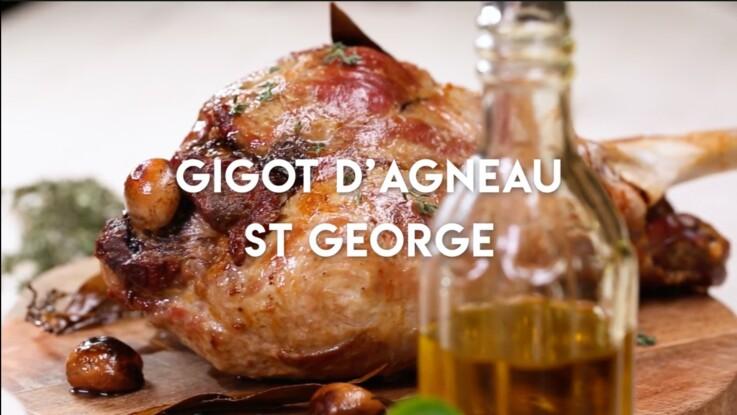 La recette du gigot d'agneau : une cuisson en 45 minutes pour un repas express
