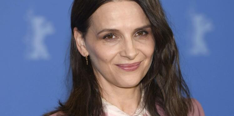 Juliette Binoche sans maquillage, elle est sublime à 55 ans