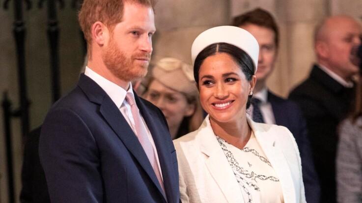 Meghan Markle, le prince Harry et leur bébé sur le point de quitter l'Angleterre ?