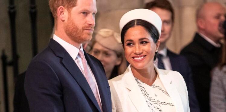 Buckingham organise le départ de Meghan Markle, du prince Harry et de leur bébé pour l'Afrique
