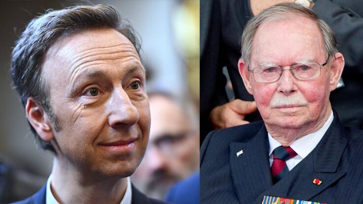 Photo - Stéphane Bern, bouleversé par la mort du Grand-Duc Jean de Luxembourg à 98 ans