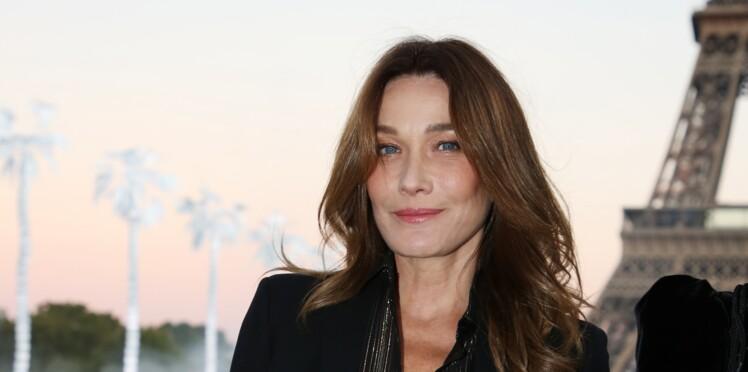 Carla Bruni-Sarkozy : ce tendre moment de complicité avec sa fille Giulia pour la chasse aux œufs de Pâques