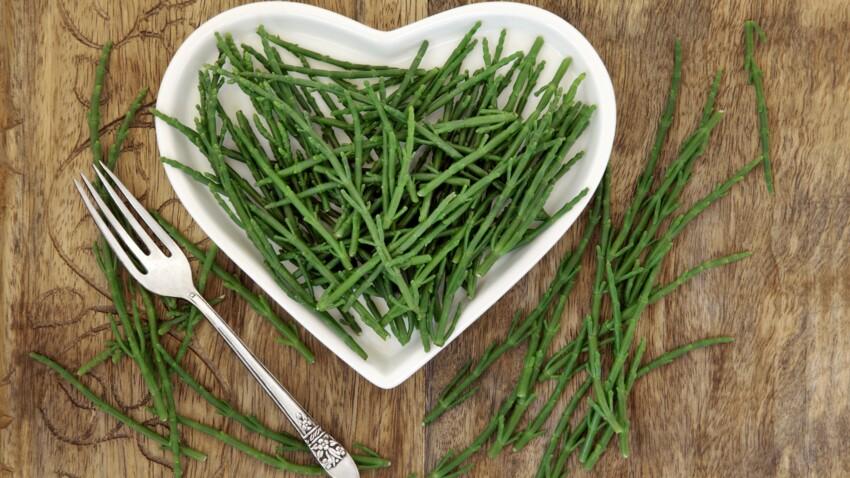 La salicorne : un légume minceur qui change !