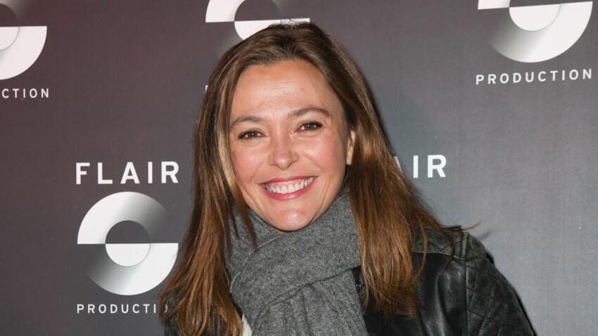 Photos - Caliente ! Sandrine Quétier, l'ex animatrice de TF1, très sexy en body et bas résilles