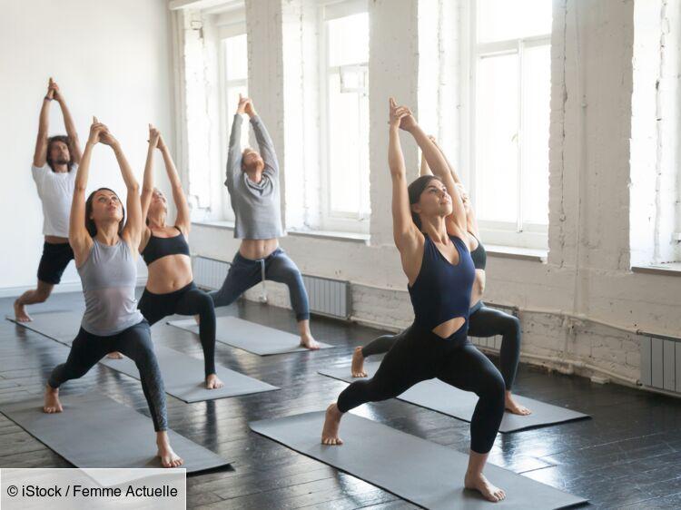 Yoga Pour Debutant Les Positions A Connaitre Pour Reussir Son Premier Cours Femme Actuelle Le Mag