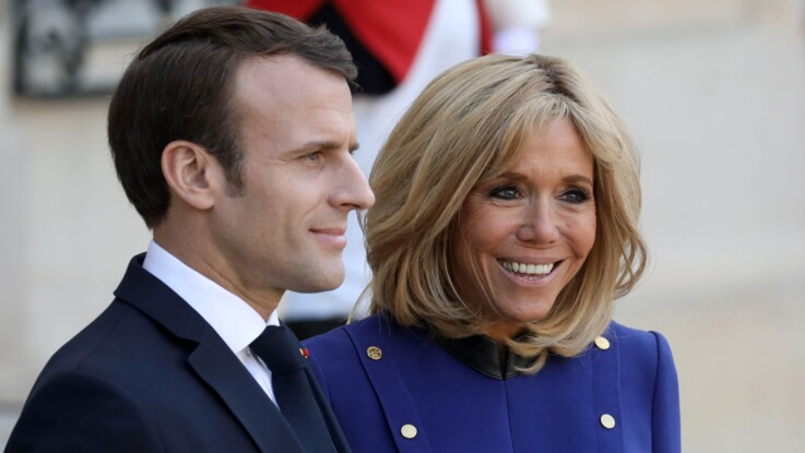 Brigitte Macron : l'étonnant copier-coller entre ses deux mariages