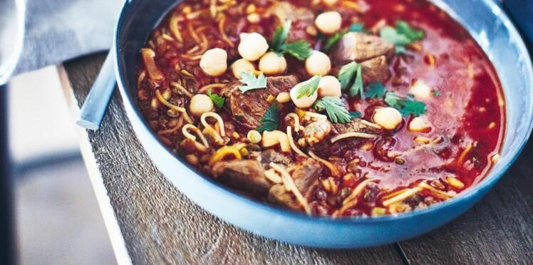 Nos recettes de chorba et de harira pour le ramadan