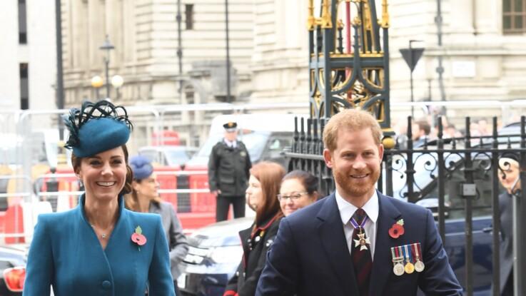 PHOTO - Kate Middleton et le prince Harry : ces gestes de complicité pour faire taire les rumeurs