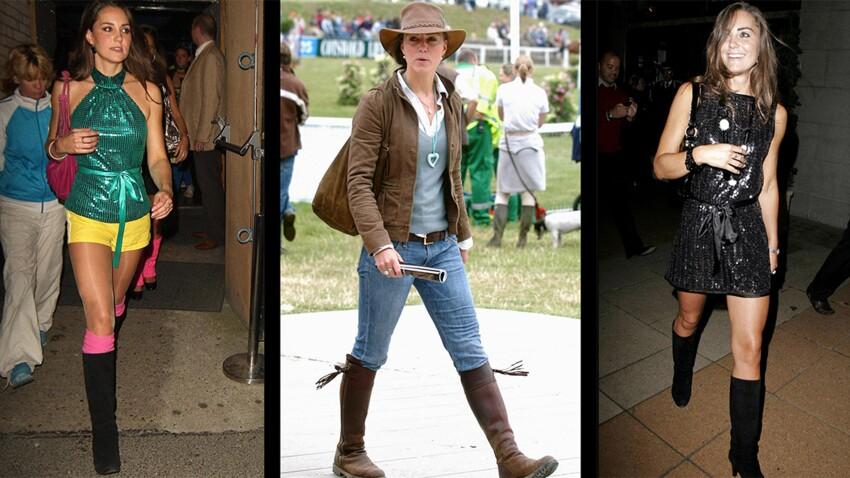 Kate Middleton : à quoi ressemblaient les looks (peu protocolaires !) de la  duchesse avant de dire oui à son prince ?