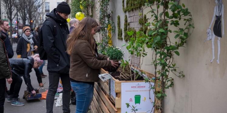 Jardinez en ville grâce aux 48h de l'agriculture urbaine