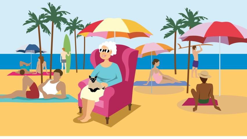 Seniors en vacances ? Un bon plan pour changer d'air