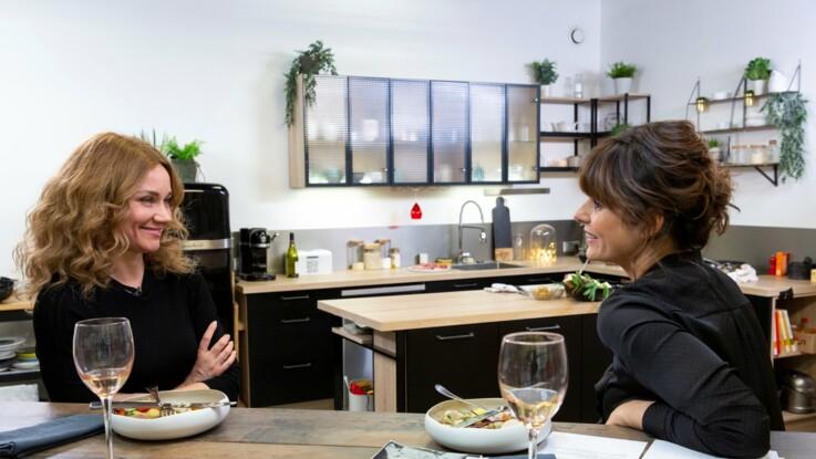 EXCLU vidéo - Marine Delterme se confie exceptionnellement à propos de sa longue amitié avec Carla Bruni