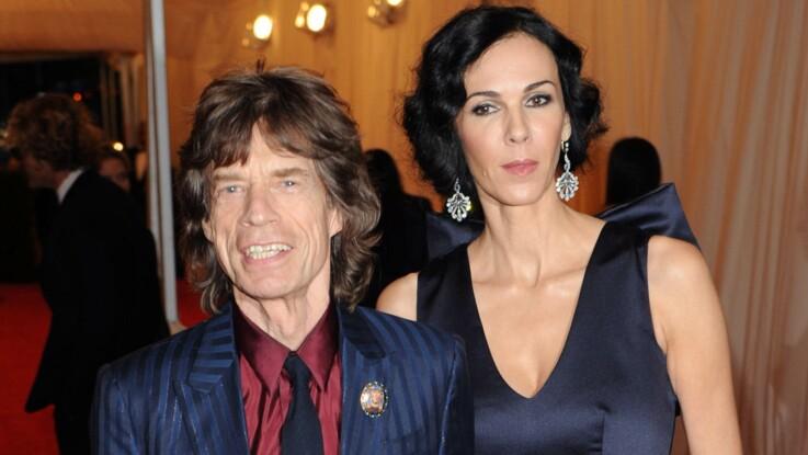 PHOTO - Mick Jagger rend hommage à son ex-compagne, L'Wren Scott, morte à 50 ans