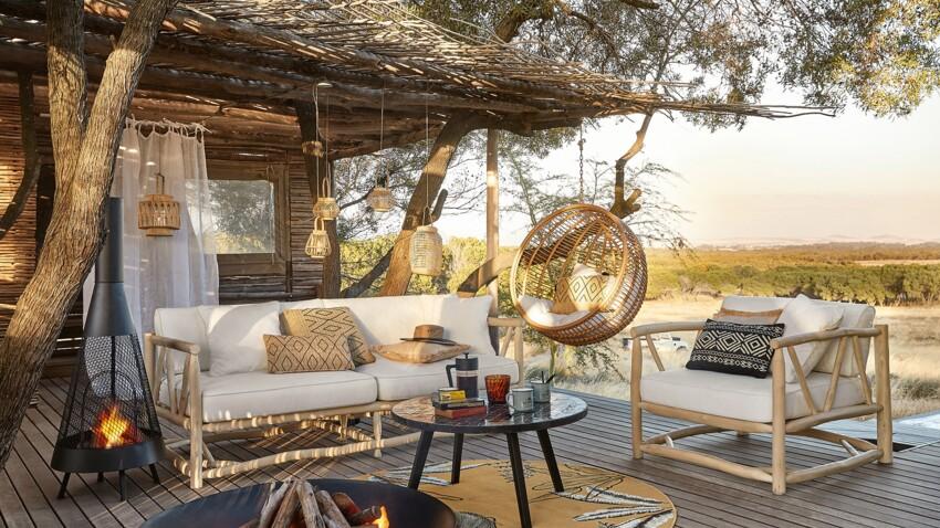 IKEA, Maisons du Monde, BUT... Nos salons de jardin préférés en 2019