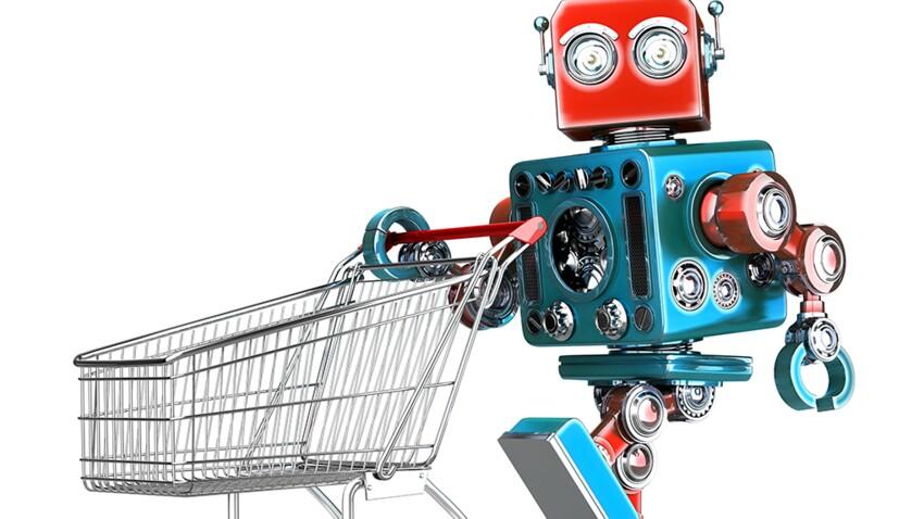 Un robot pour porter mes courses jusqu'à chez moi !