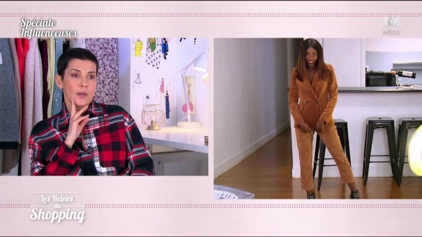 """Les Reines du shopping : ce """"soutien-gorge trop apparent"""" qui ne passe pas pour Cristina Cordula"""