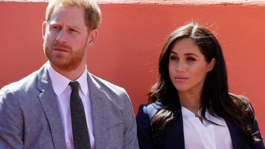 Pourquoi Meghan Markle et le prince Harry coupent les ponts avec la famille royale ?