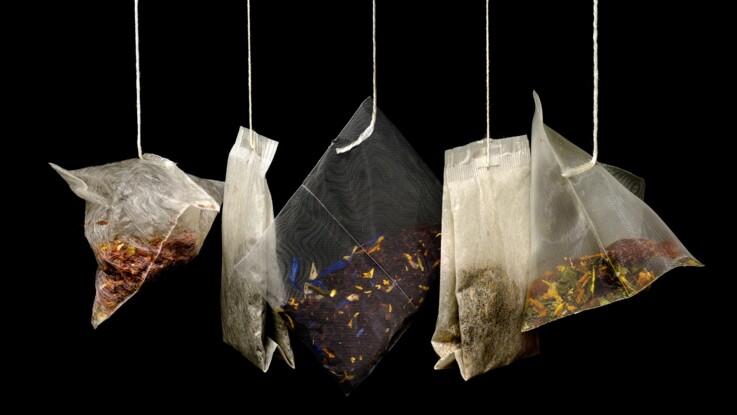 Pourquoi il ne faut pas jeter ses sachets de thé ?