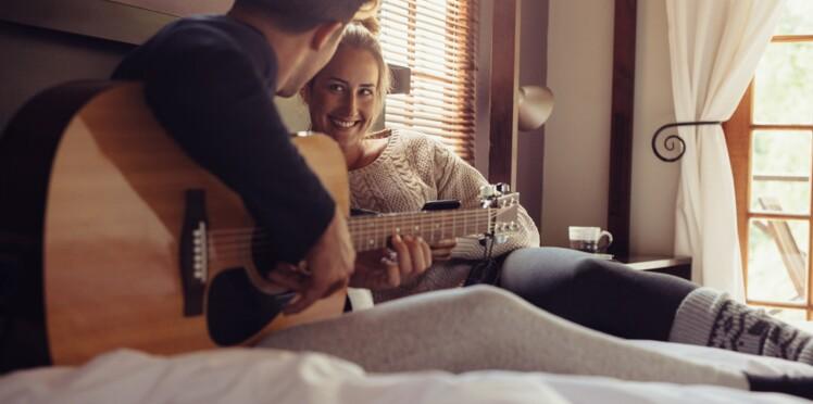 Chansons d'amour : les plus belles musiques à écouter à deux