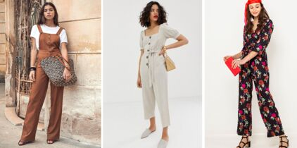 d565c9dc4d3 Combinaison pantalon   la tendance cool et stylée de la saison printemps-été  2019