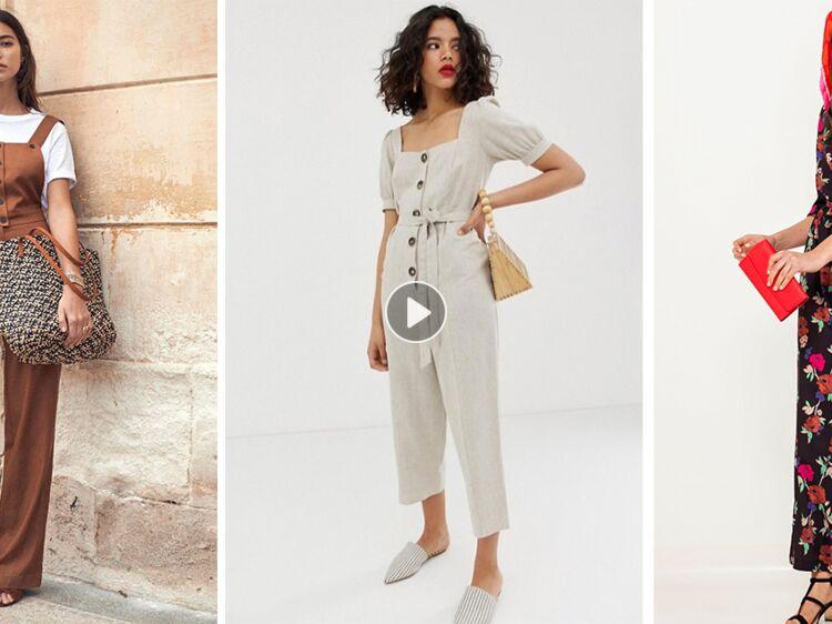 430da2e879094a Combinaison pantalon : la tendance cool et stylée de la saison ...