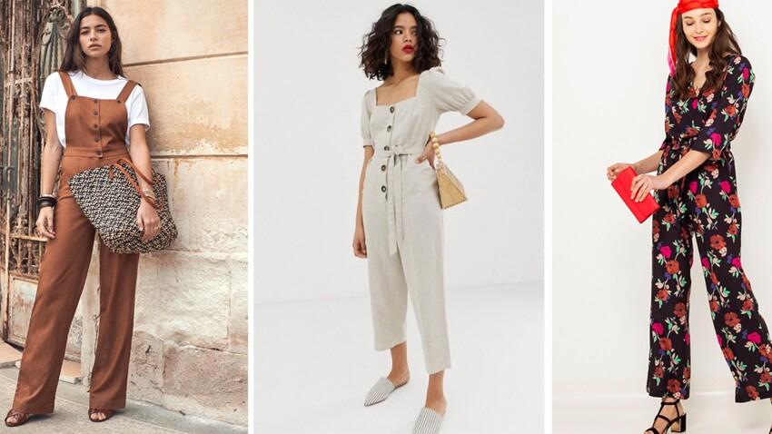 Combinaison pantalon : la tendance cool et stylée de la saison printemps-été 2019