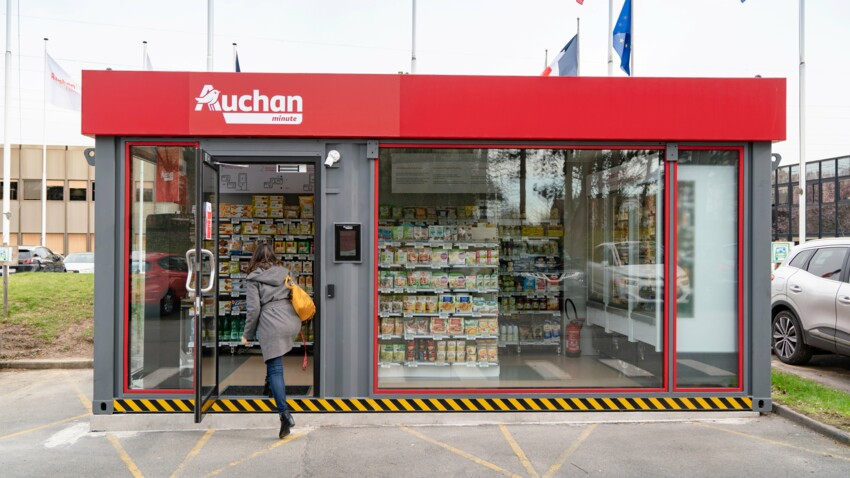 Des supermarchés sans caisse ni personnel: progrès ou régression?