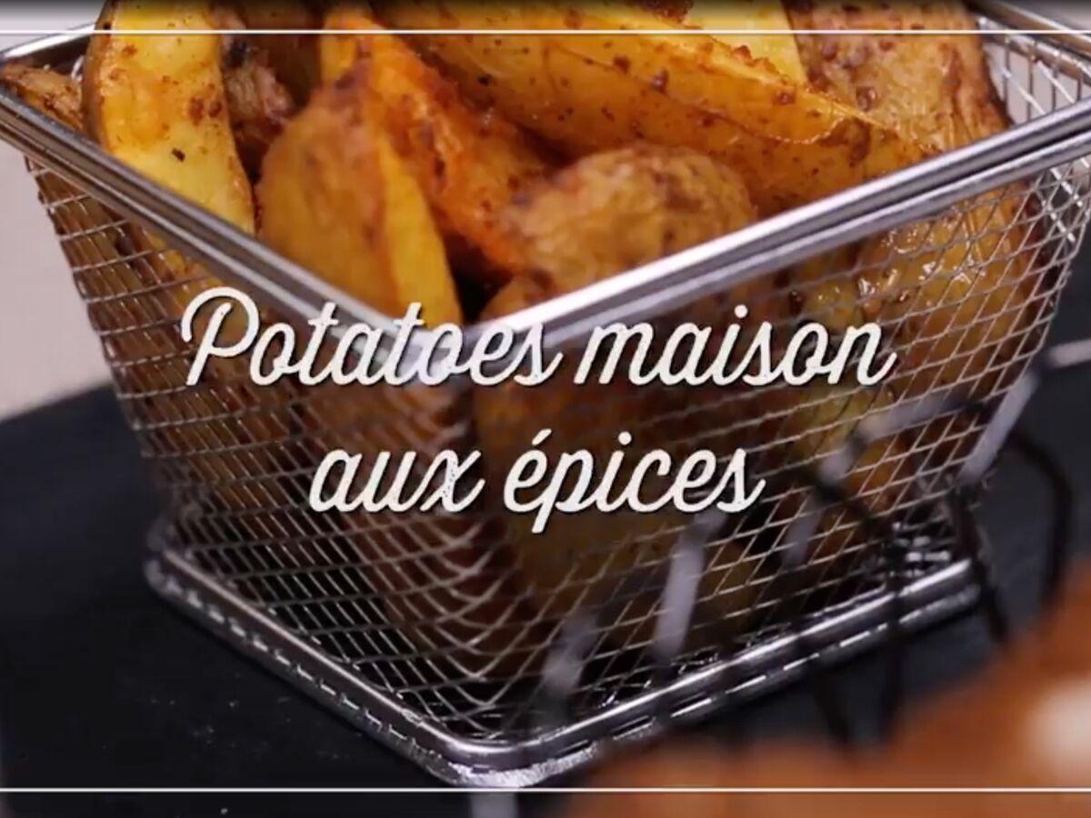 Potatoes Aux Epices La Recette Facile A Faire Au Four Femme Actuelle Le Mag