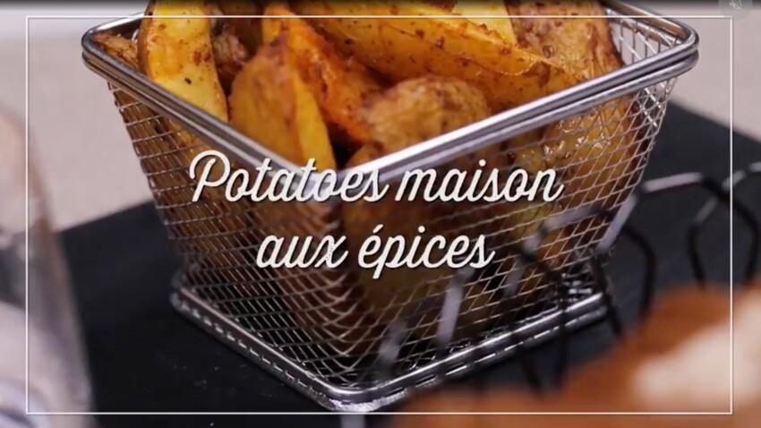 Potatoes aux épices : la recette facile à faire au four