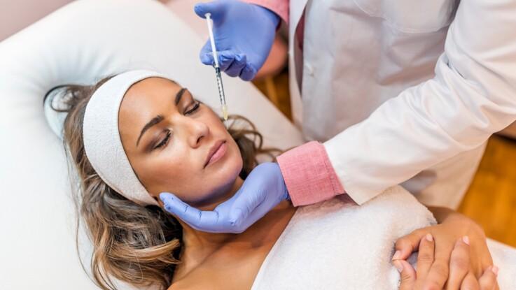 Avant / Après : découvrez la nouvelle tendance des injections dans la mâchoire