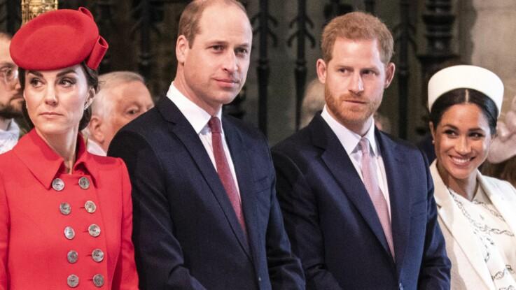 Meghan Markle a accouché : la réaction de Kate Middleton et du prince William