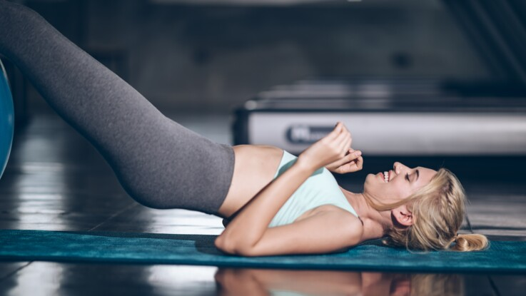 Ventre plat : 5 exercices pour favoriser la digestion