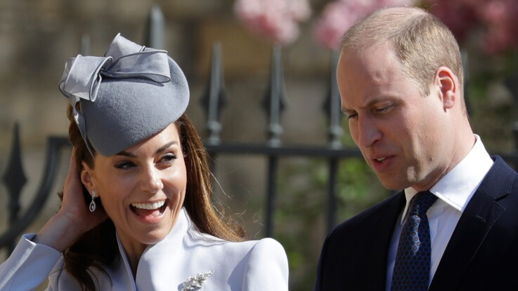 VIDÉO - Accouchement de Meghan Markle : la petite blague du prince William sur son frère papa pour la première fois