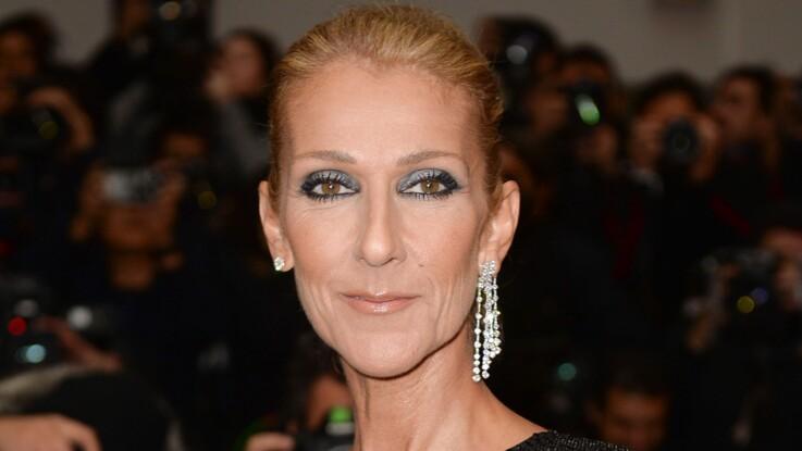 Photos - Céline Dion : encore une robe dingue et ultra-fendue ! La star en dévoile un peu trop...
