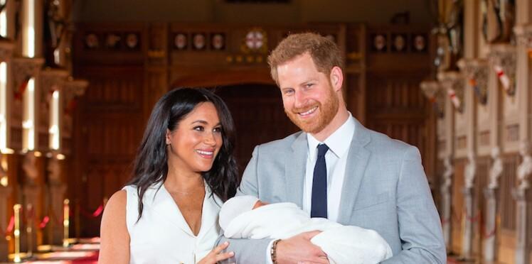 Photos - Meghan Markle et le prince Harry dévoilent les premières photos de leur bébé !
