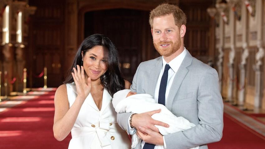 Meghan Markle et le prince Harry : le prénom de leur royal baby dévoilé !