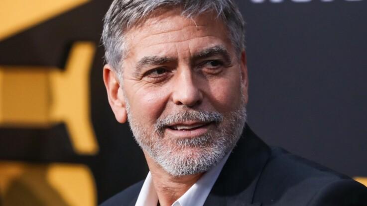 George Clooney se moque du prénom du fils de Meghan Markle et du prince Harry