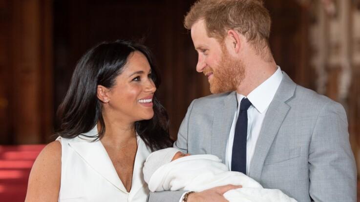 Meghan Markle : son look incroyablement naturel pour présenter son bébé