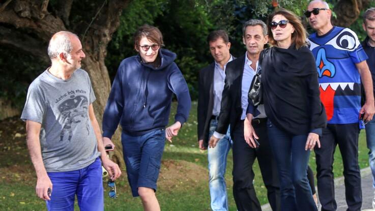 Aurélien Enthoven : ce cadeau à son beau-père Nicolas Sarkozy qui n'est pas passé