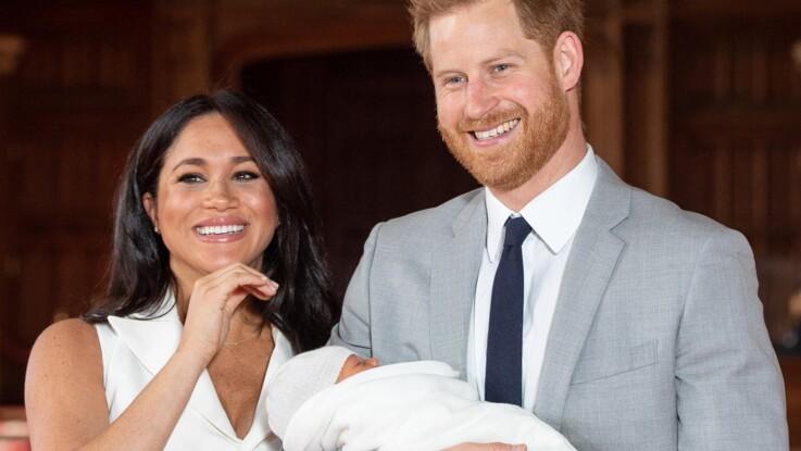 Meghan Markle et le prince Harry parents : l'adorable signification du prénom de leur enfant