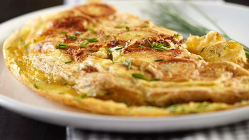 Comment faire une omelette parfaite ?