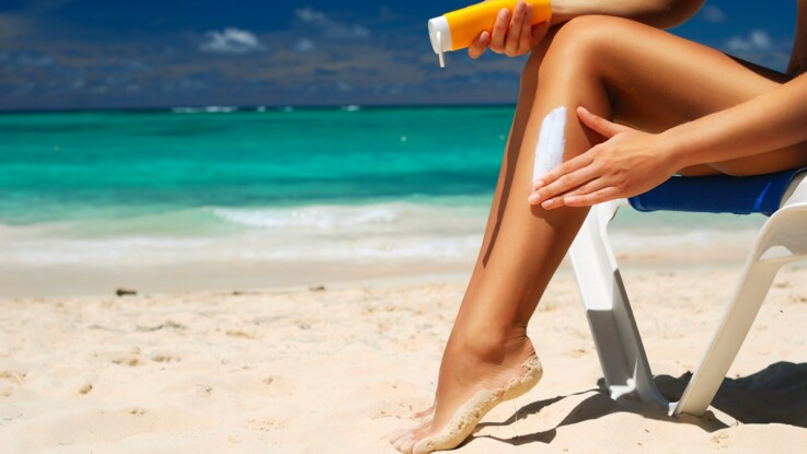 Les crèmes solaires seraient plus dangereuses qu'on ne le pense