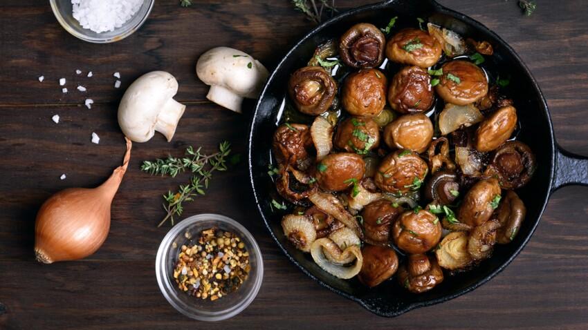 Manger des champignons protège contre Alzheimer