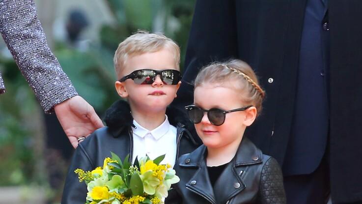 Photos - Jacques et Gabriella, les jumeaux de Charlène de Monaco, adorables habillés comme leurs parents !